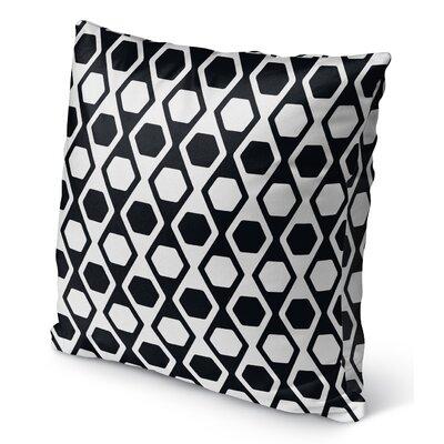 Jonie Throw Pillow Size: 16 H x 16 W x 6 D