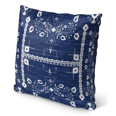 Aliyah Throw Pillow Size: 16 H x 16 W x 6 D