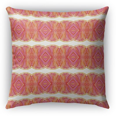 Pernille Throw Pillow Size: 18 H x 18 W x 6 D