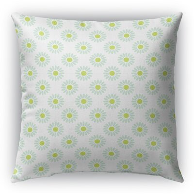 Stringfellow Floral Throw Pillow Size: 16 H x 16 W x 6 D