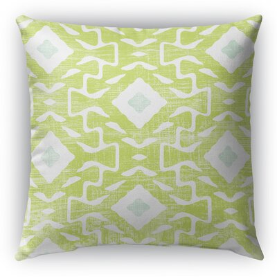 Helene Throw Pillow Size: 26 H x 26 W x 6 D