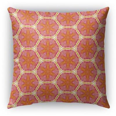 Watterson Throw Pillow Size: 26 H x 26 W x 6 D
