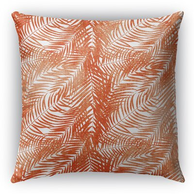 Haylee Throw Pillow Size: 18 H x 18 W x 6 D