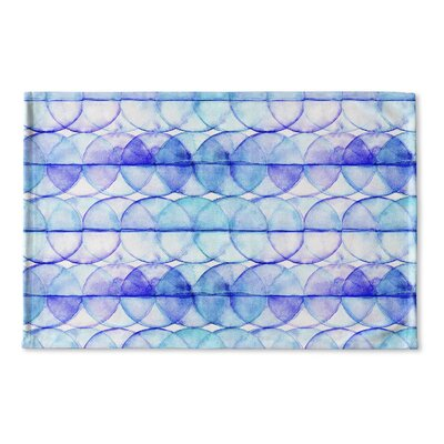 Banas Flat Weave Bath Rug