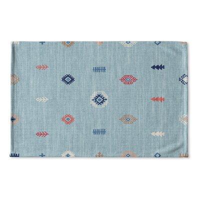 Chianna Flat Weave Bath Rug