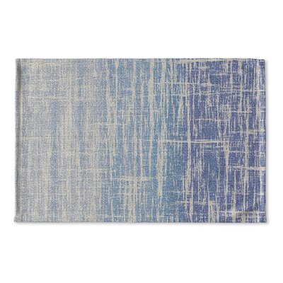 Coraima Flat Weave Bath Rug