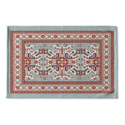 Cabo Flat Weave Bath Rug Color: Beige