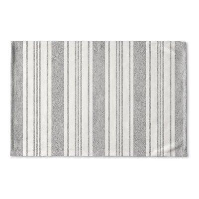 Ellicott Flat Weave Bath Rug
