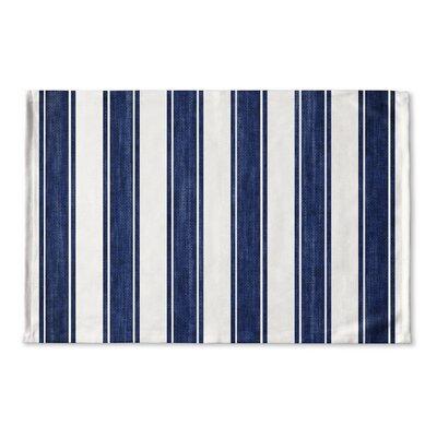 Melton Flat Weave Bath Rug