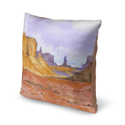 Antonia Throw Pillow Size: 16 H x 16 W x 6 D