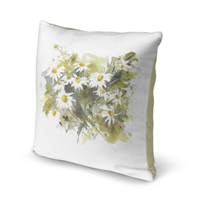 Bossier Throw Pillow Size: 16 H x 16 W x 6 D