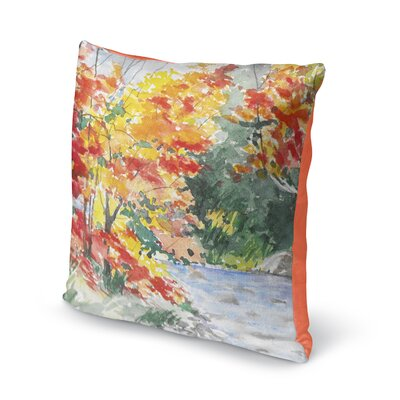 Paxtonville Throw Pillow Size: 16 H x 16 W x 6 D