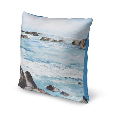 Minisink Throw Pillow Size: 16 H x 16 W x 6 D