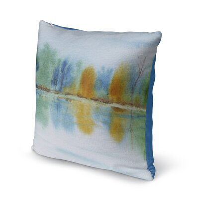 Pavilion Throw Pillow Size: 16 H x 16 W x 6 D