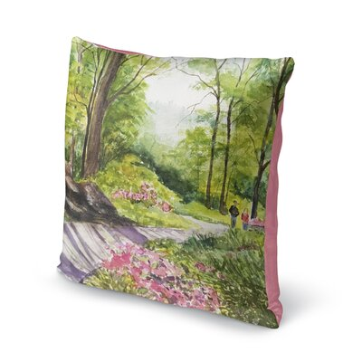 Leeann Throw Pillow Size: 16 H x 16 W x 6 D