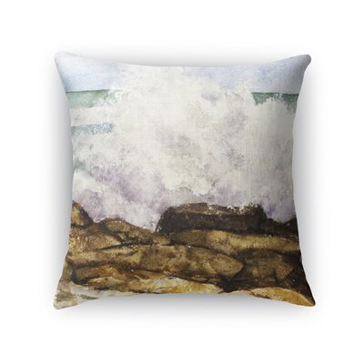 Murray Throw Pillow Size: 16 H x 16 W x 6 D