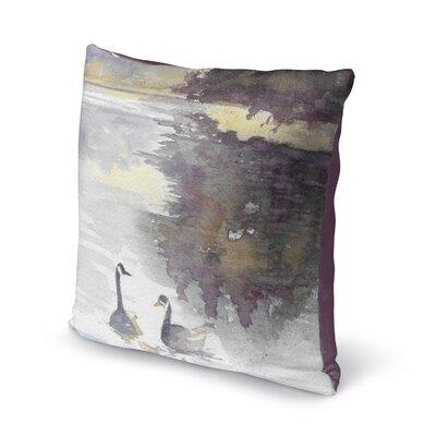 Kalene Throw Pillow Size: 16 H x 16 W x 6 D