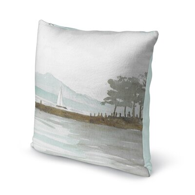 Roseline Throw Pillow Size: 16 H x 16 W x 6 D