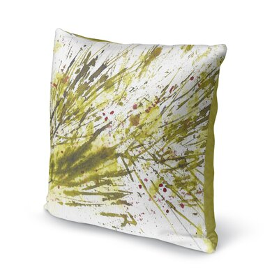 Ayanna Throw Pillow Size: 16 H x 16 W x 6 D