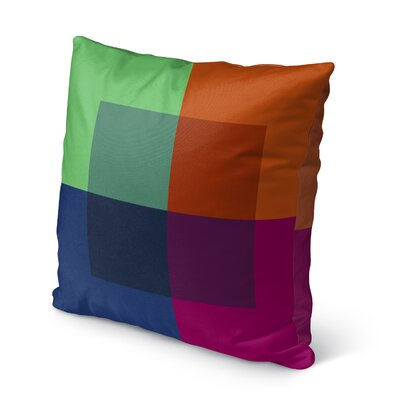 Balog Outdoor Throw Pillow