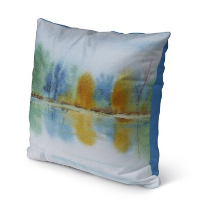 Pavilion Outdoor Throw Pillow Size: 16 H x 16 W x 6 D