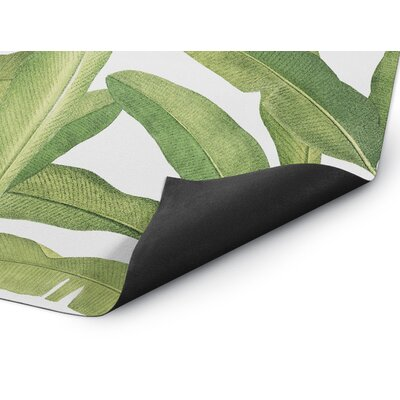 Annabel Banana Leaves Doormat