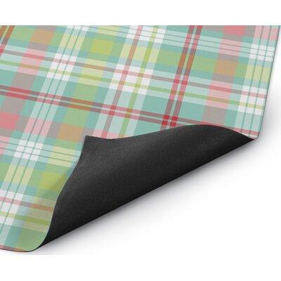 Mollien Plaid Doormat