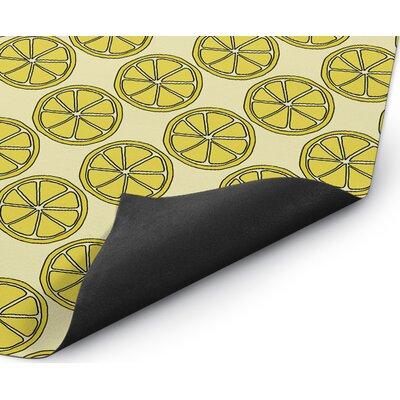 Barnfield Lemons Doormat