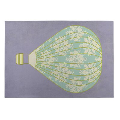 Fougeres Hot Air Balloon Doormat