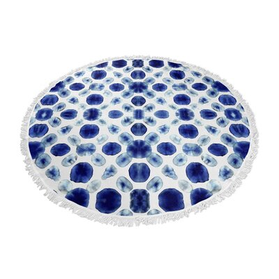 Janis Circle Round Beach Towel
