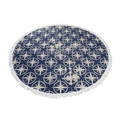 Nelson Round Beach Towel