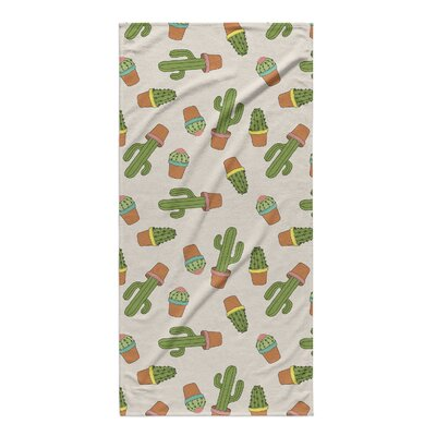 Geter Rectangle Beach Towel