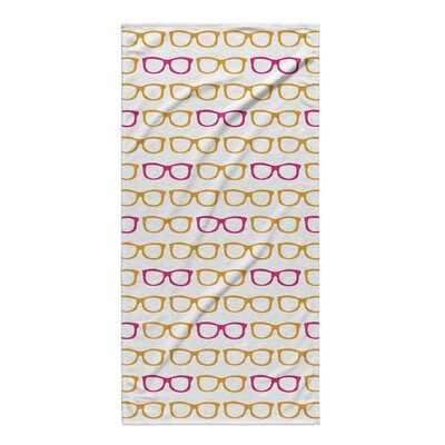 Zoel Glassses Beach Towel