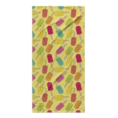 Icepop Colorful Beach Towel