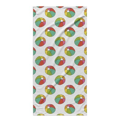 Ball Beach Towel