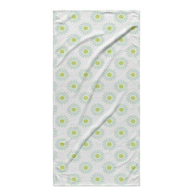 Green/Blue Beach Towel