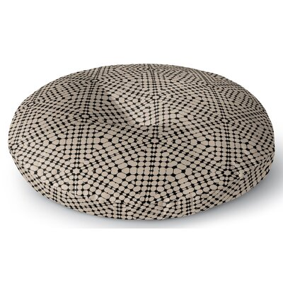 Balam Haxagon Floor Pillow Size: 8 H x 23 W x 23 D