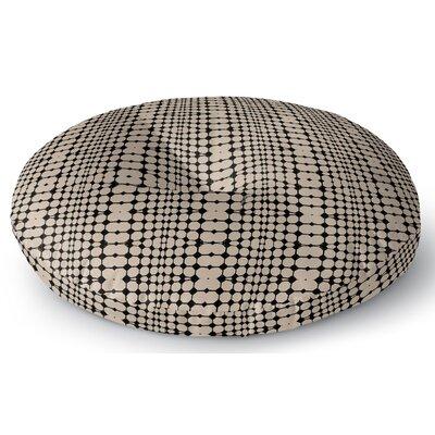 Balam Stripe Floor Pillow Size: 8 H x 23 W x 23 D