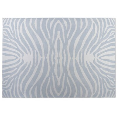 Nerbone Doormat Color: Blue