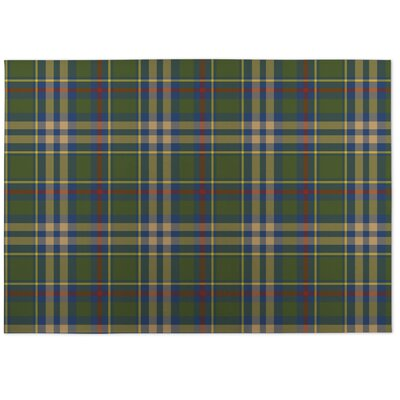 Hogan Plaid Doormat