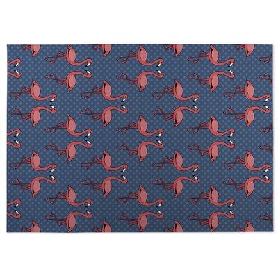 Anira Flamingos Doormat