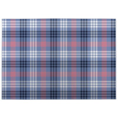 Montezuma Plaid Doormat