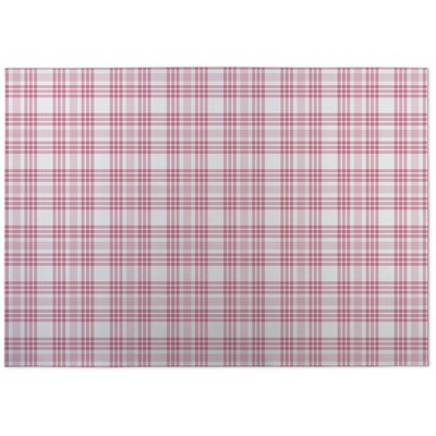Ridgeley Plaid Doormat