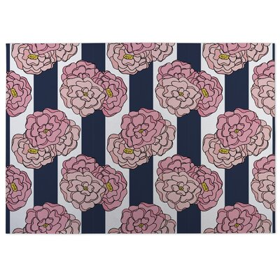 Adrianne Floral Doormat