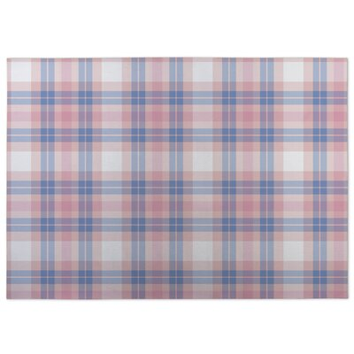 Brockway Plaid Doormat