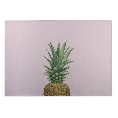 Kolodziej Pineapple Top Doormat