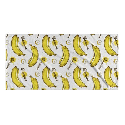 Banana Beach Towel