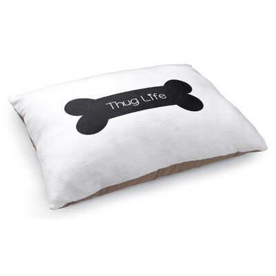 Thug Life Pet Pillow