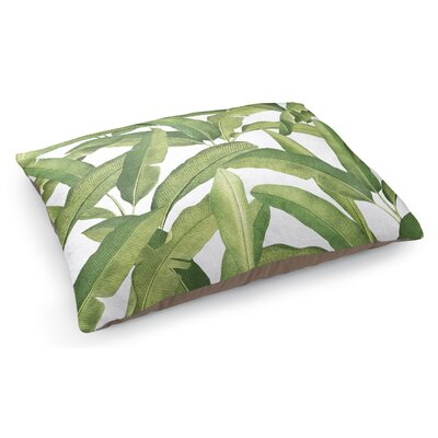 Banana Leaves Pet Pillow