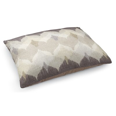 Chevron Motion Pet Pillow